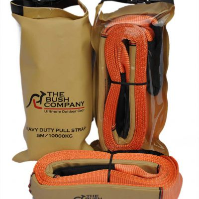 Heavy Duty Pull Strap 5m 10t in bags