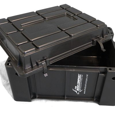 High Lid Ammo Box Open Top View