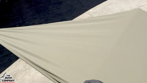 180 XT MAX Awning rear section view from above